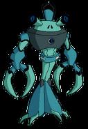 Kangrejo Kraken de Jasiel