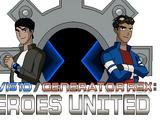 Davis 10-Generator Rex: Heroes United
