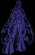 Ultra-T de Dark Scarlet (G10)