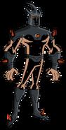 Alien X de Mad Ben (PU)