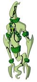 Ghostfreak officla pose by SEM