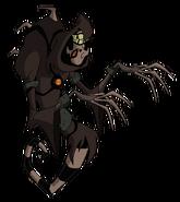 Fantasmatico sin capa de Ethan (PU)