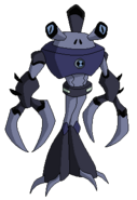 Kangrejo Kraken de Nega Ben