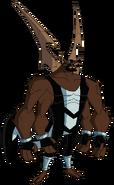 Lepidoptetramand de OmniWarrior (AD)