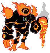 Fuego Supremo de Insanedude24 despixelado por Luis