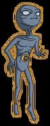 Martian Frequency de Daren