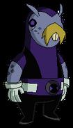 Mole-Stache de Zs'Wuiz (AD)