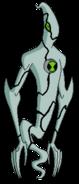 Fantasmatico del Omnitrix de Prueba (D10)