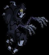 Fantasmatico sin capa de Zs'Wuiz (AD)