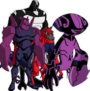 Los 4 malignos