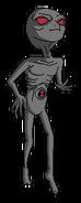 Martian Frequency de Albedo