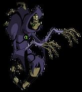 Fantasmatico sin capa del Omnitrix de Prueba (D10)