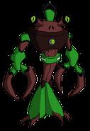 Kangrejo Kraken de Ben (EHM)