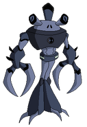 Kangrejo Kraken de Zs'Wuiz