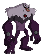 Gimlinopithecus de Rush (AD)