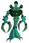Kangrejo Kraken de Bad Ben