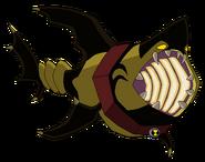 SharkFang de Kirby