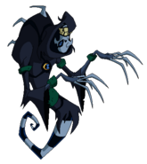 Spooky sin capa de Ben 23 (AD)
