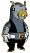 Mole-Stache de Daren (AD)