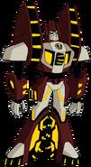 MegaBot de Kirby