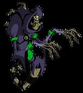 Female Fantasmatico sin capa del Omnitrix de Prueba (D10)