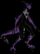 XLR8 de Dark Scarlet (G10)