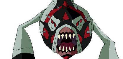 Mascota de Khyber transformacion 2 despixeleada
