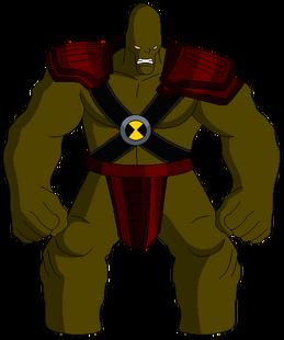 Goliath Titanico de Kirby