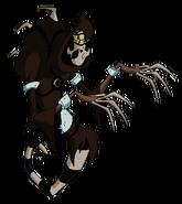 Ectonurite sin capa de OmniWarrior (AD)