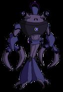 Kangrejo Kraken de Benzarro