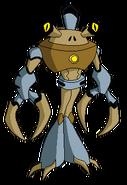 Kangrejo Kraken de Rick