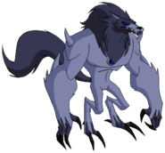 Blitzwolfer de Ben Millers (AD)