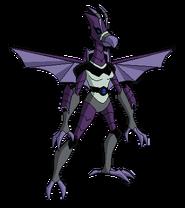 Astrodactyl de Dark Scarlet (G10)