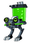 Maquina de batalla Galvan por SM