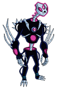 Terrorportex de Gwen