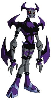 Mujer de especie de muy grande mutante-pose by noob,digo axel xd