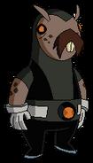 Mole-Stache de Ethan (PU)