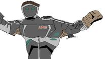 Atom Gigantes de Acero