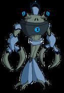 Kangrejo Kraken de Davis (EHM)