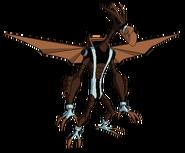 Pteraurian de OmniWarrior (AD)