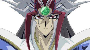 Aporia (villano de YGO 5D's) despixeleado por Axel