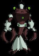 Kangrejo Kraken de Ben (HE)