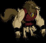 Blitzwolfer de Kirby (AD)