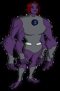 Cuatrobrazos de Dark Scarlet (G10)