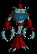 Kangrejo Kraken de Davis