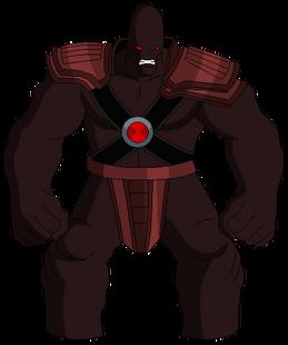 Goliath Titanico de Albedo (EHM)