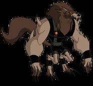 Blitzwolfer de Ethan (PU)