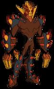 Fuego Pantanoso de Mad Ben (PU)