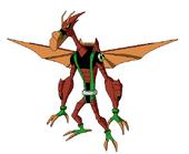 Astrodactyl pose hecha por SEM