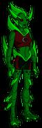 Female Fusion Fishfrog